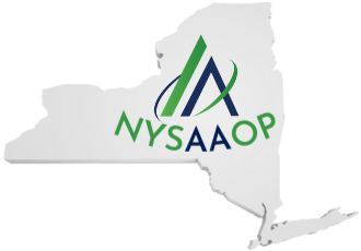 Logo for NYSAAOP